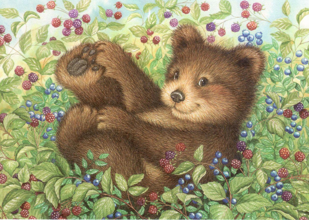 предполагают, что картинки добрые медвежата приколов про