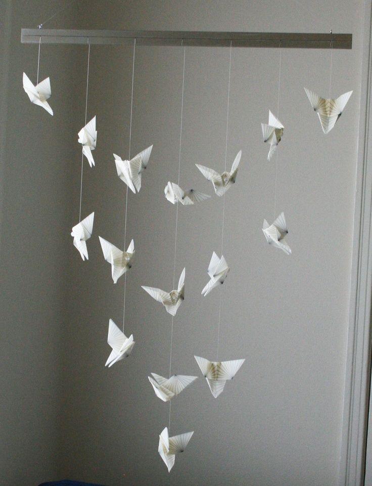 Paper Sculpture Hanging