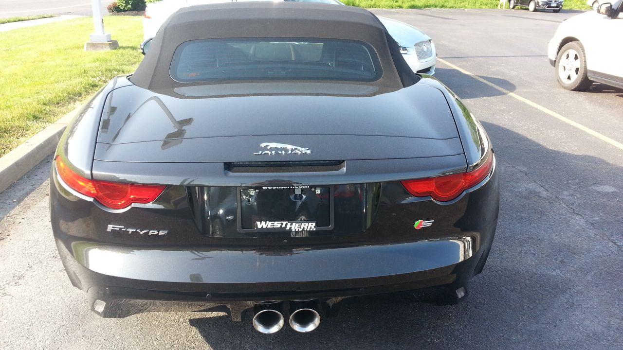 2014 Jaguar F Type Only At West Herr Jaguar 716.689.7711 Or Visit Us At