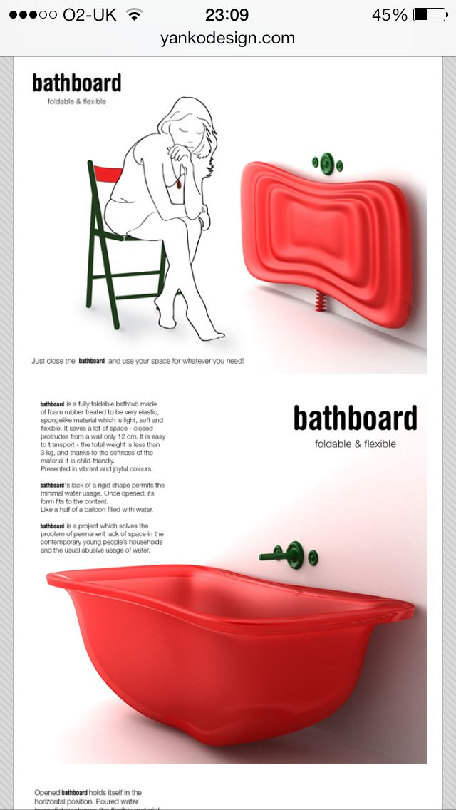 I Didn T Think This Was Real But It Is Bathboard Folding