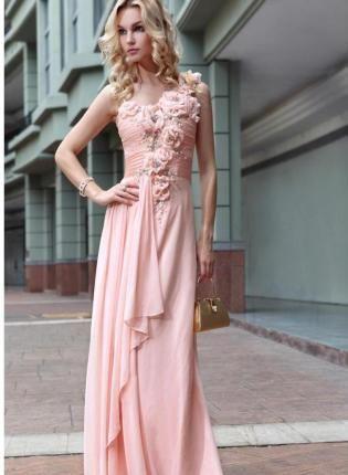 embellishments on a dress strap