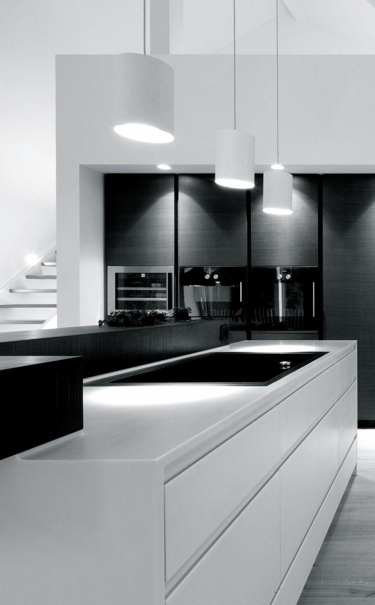 Pin de Ri W. en MODERN HOMES & DESIGN | Pinterest | Cocinas