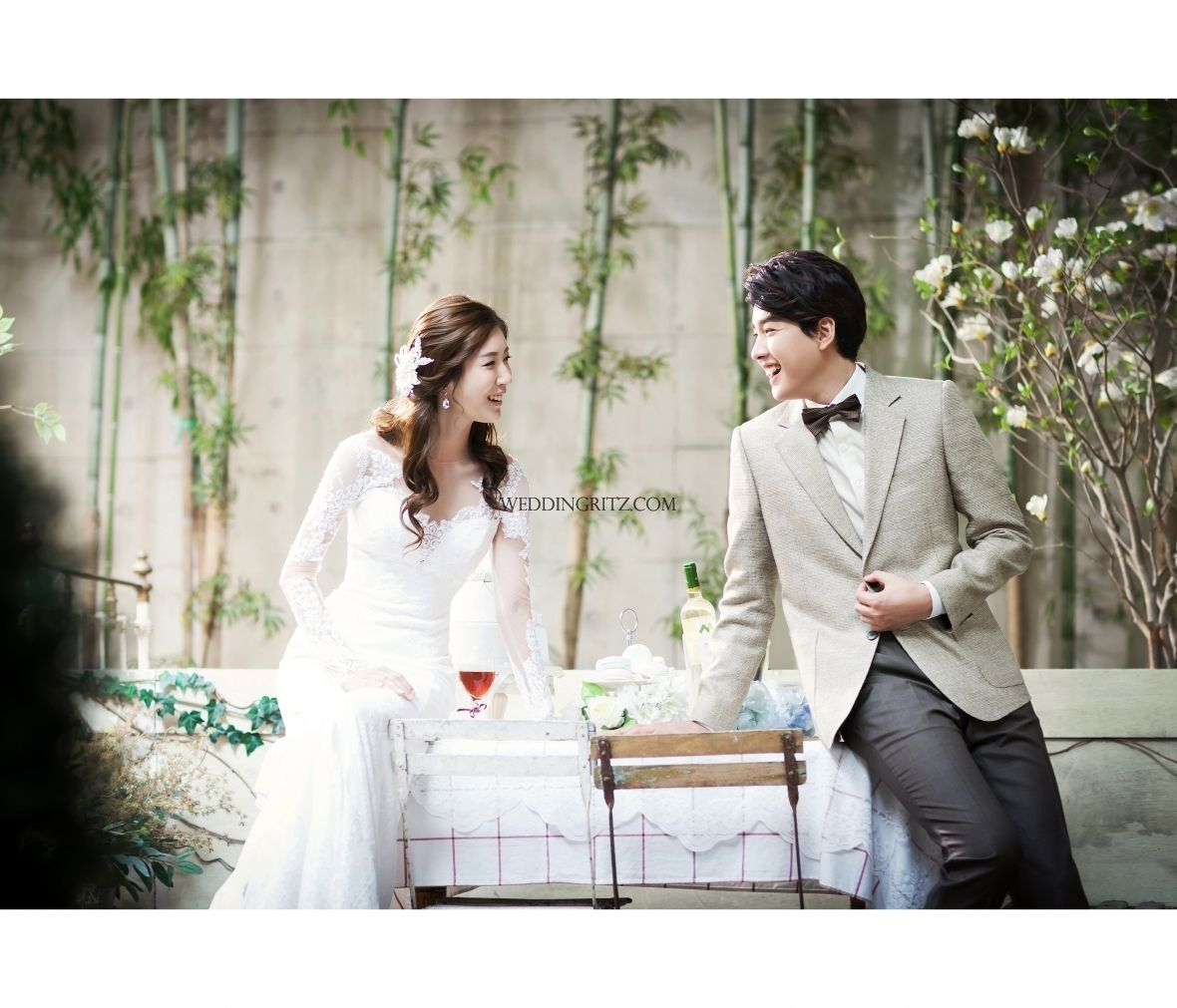 wedding ceremony wording samples%0A New Korea PreWedding Sample book from   The Lace Studio