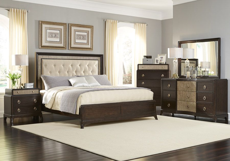 brooke queen bed 498 badcock juliana upholstered beds rh pinterest com