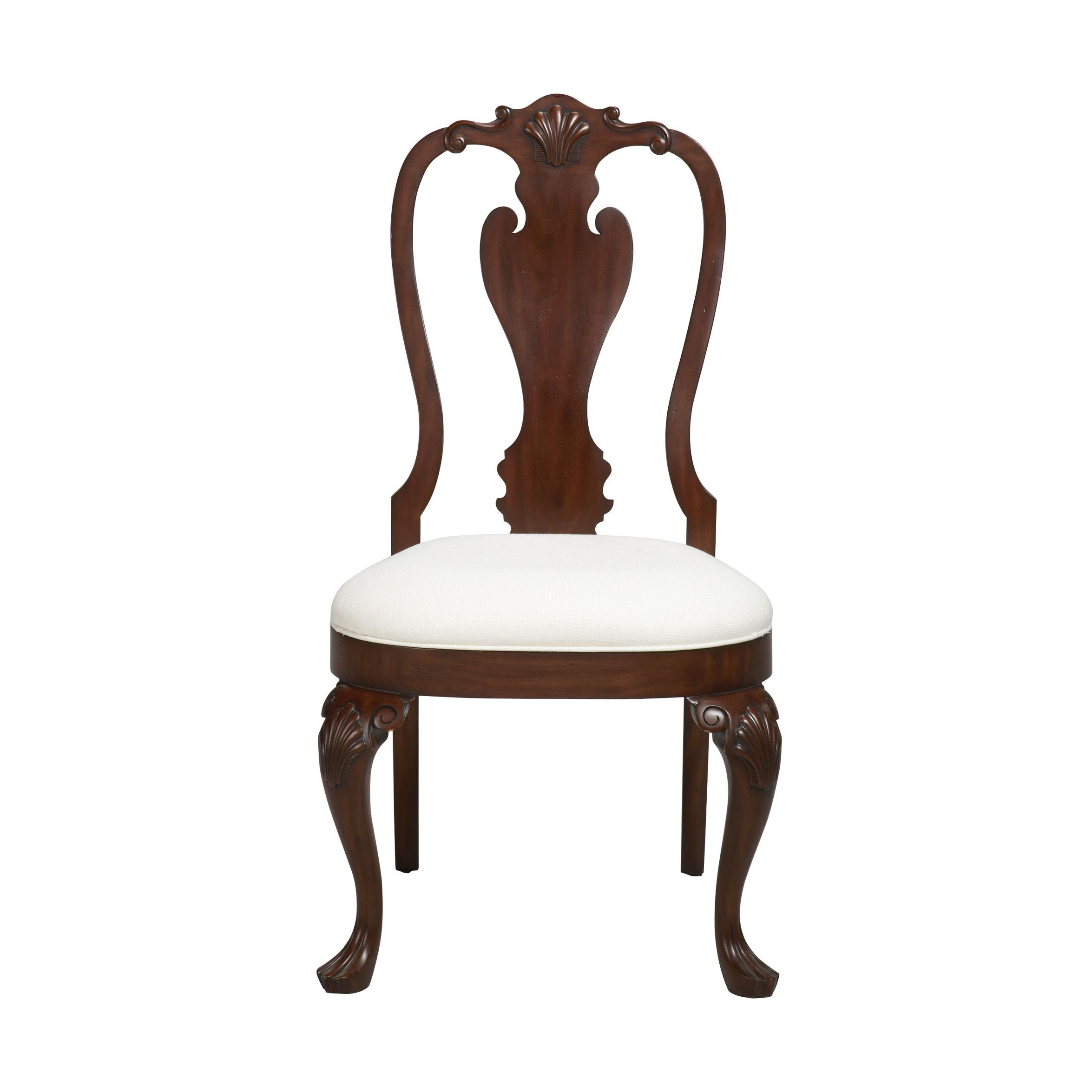 buckingham side chair ethan allen us for the home dining rh pinterest com