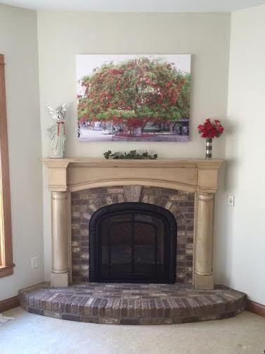 mendota greenbriar gas direct vent fireplace gas direct fireplaces rh pinterest com
