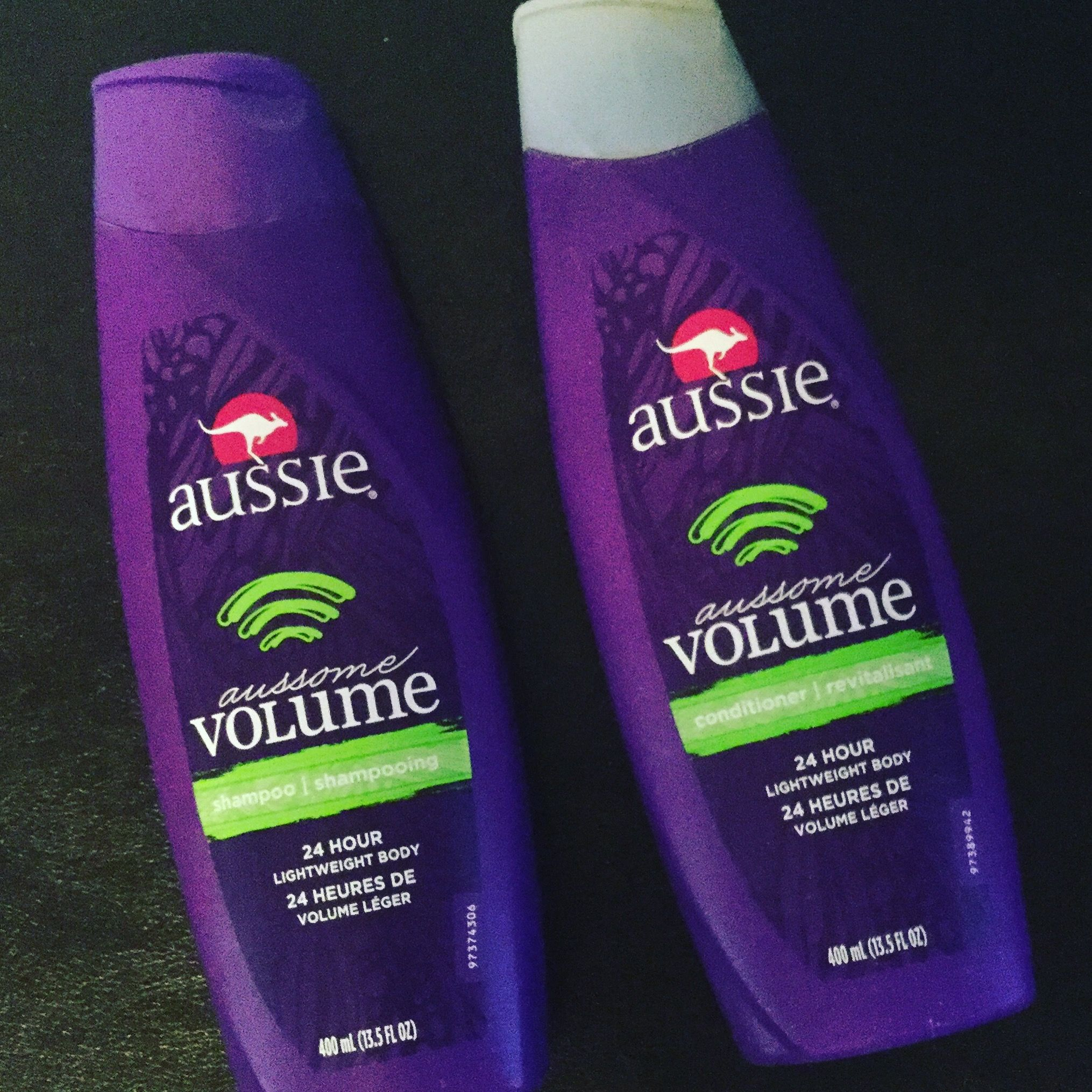 71c226e0b5 Aussie aussome Volume shampoo   conditioner. One of my favorite drugstore  products. It s affordable and smells amazing. Gives you great volume all  day.