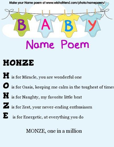 Girls NAME Poem Birthday Card Boys NAME Poem Birthday Card Any Name to Order