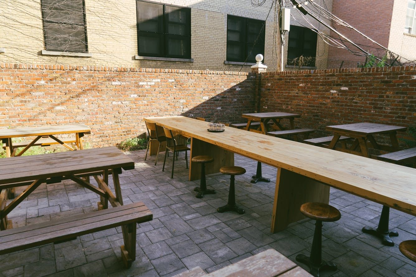 The Secret Patios Of NYC - New York | nyc etc | Outdoor