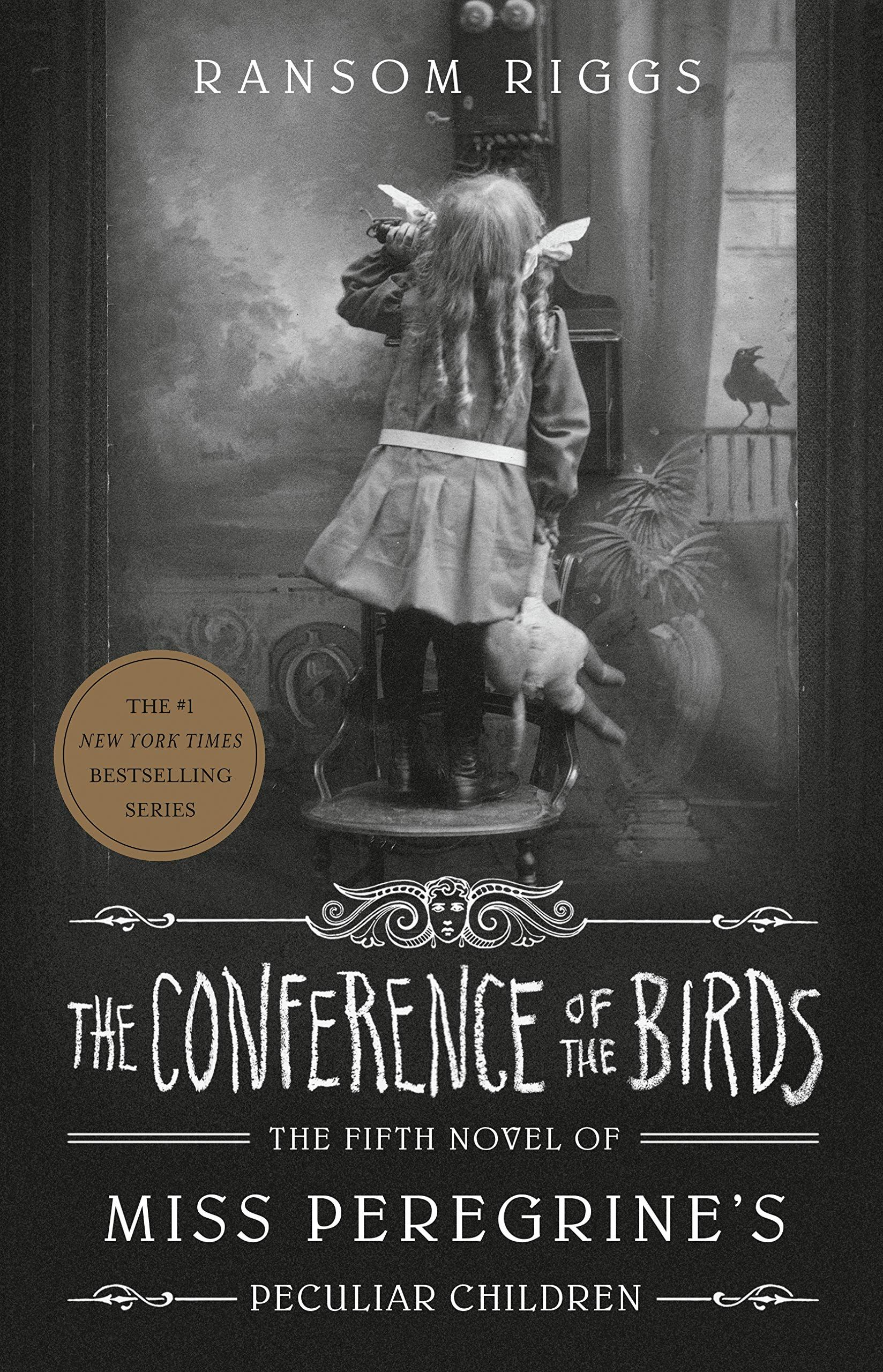 The Conference Of The Birds Ransom Riggs Pdf