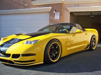 custom tigershark corvette no reserve stereo interior engine rh pinterest com