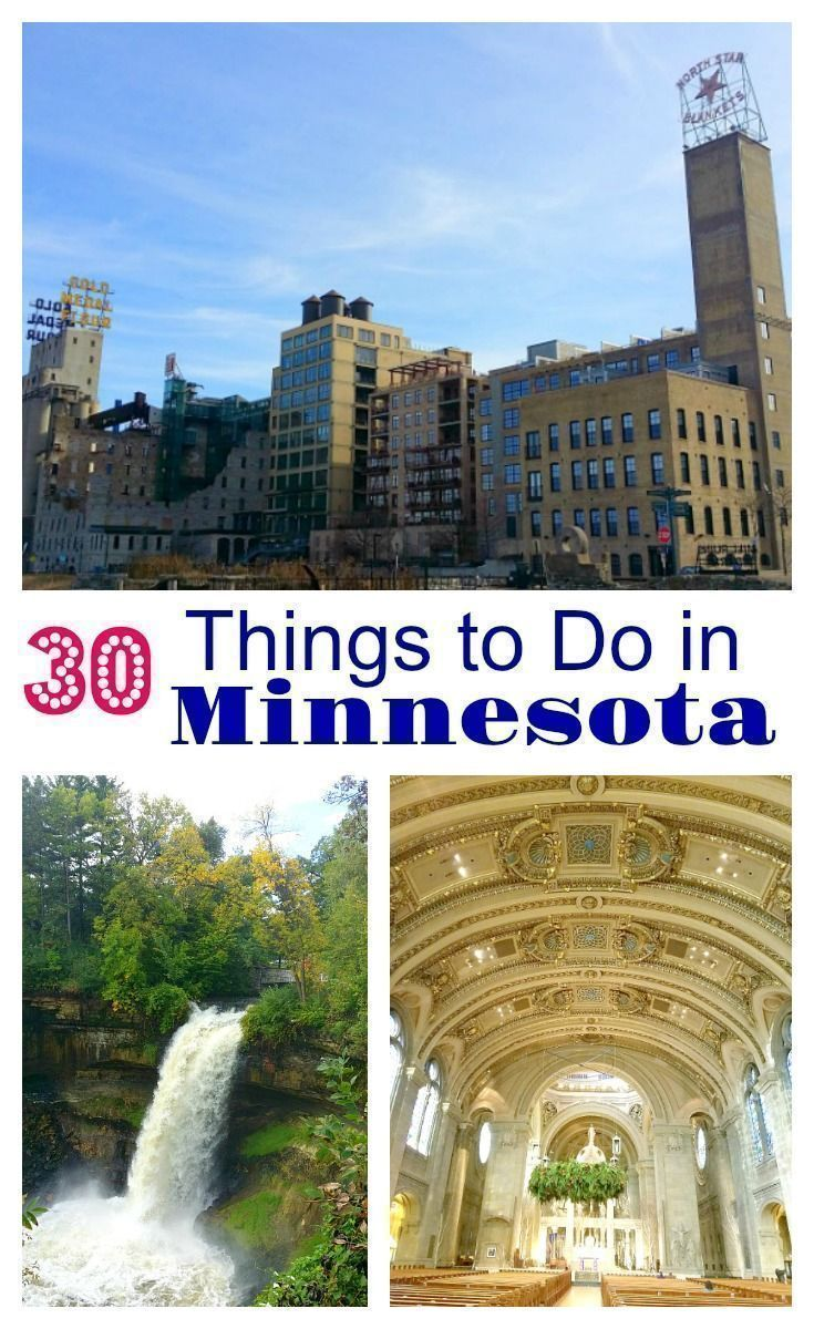 An Awesome Minnesota Bucket List: 30 Things to Do in Minnesota   The Mama Report