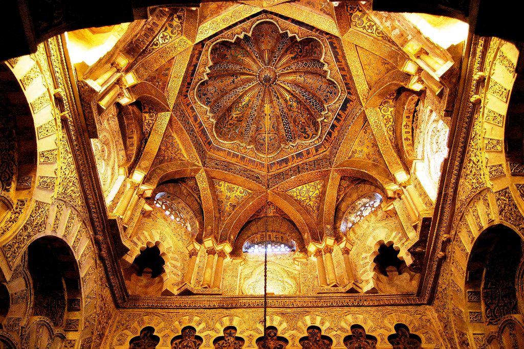 Resultado de imagen de mezquita cordoba interior