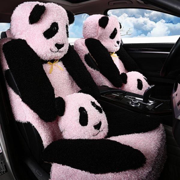 Pin by Amanda Melendez on Car ideas   Cute panda, Carseat ...