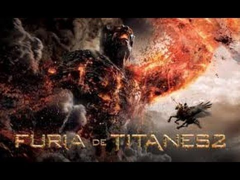 Furia De Titanes 2 Pelicula Completa Español Hd Wrath Of The Titans Wrath Jedi Outcast