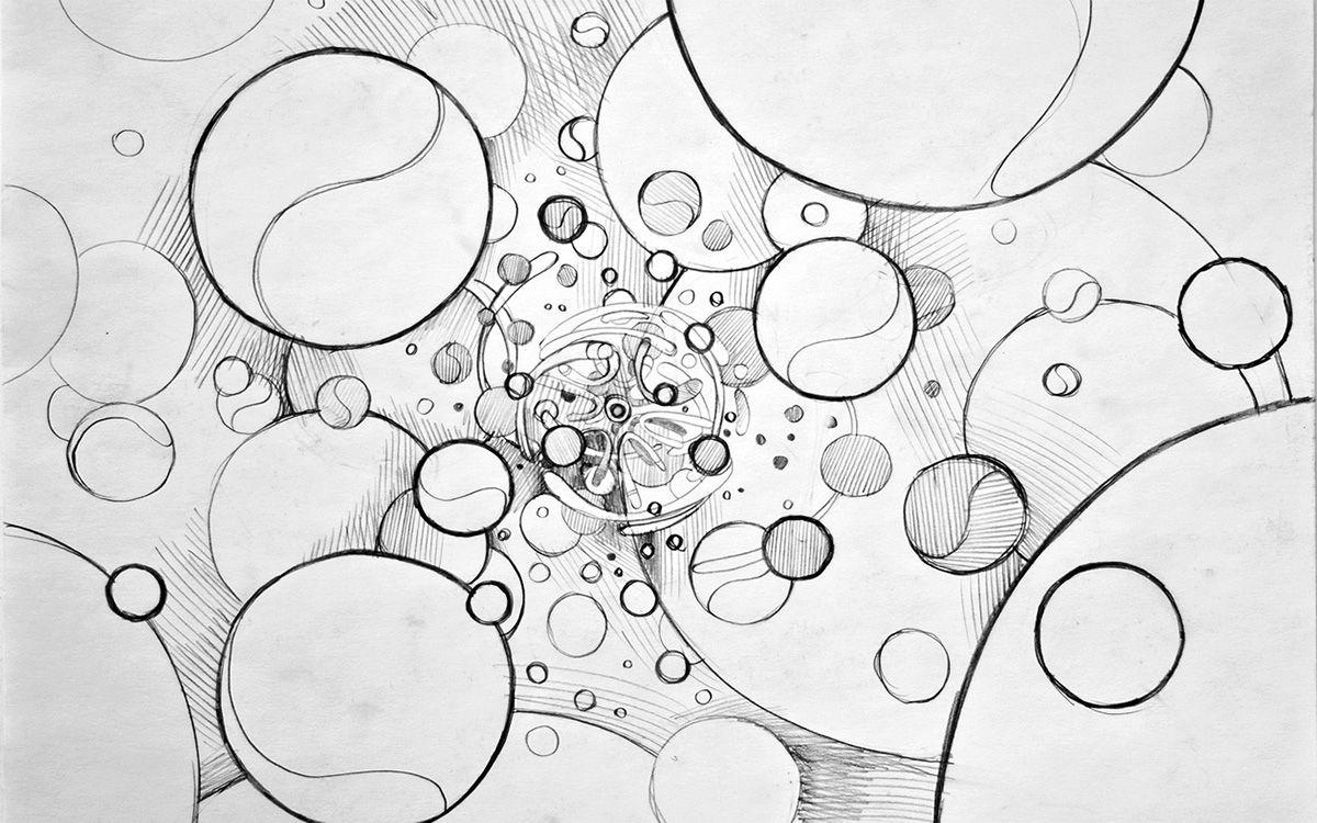 Sketches/Abstract/Set_04 on Behance