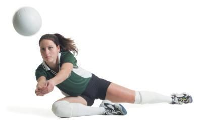 Volleyball Positions and the Number of Players #agilityworkouts