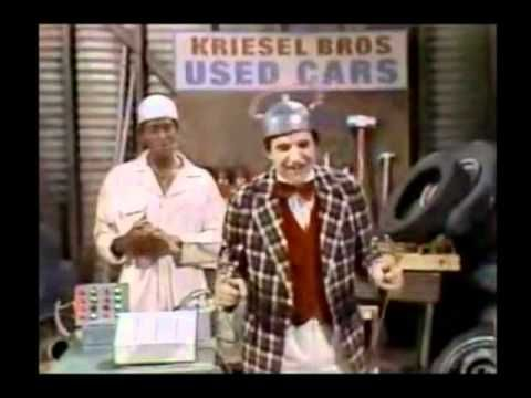 Steve Martin Kriesel Bros Used Cars - If you know me you will understand