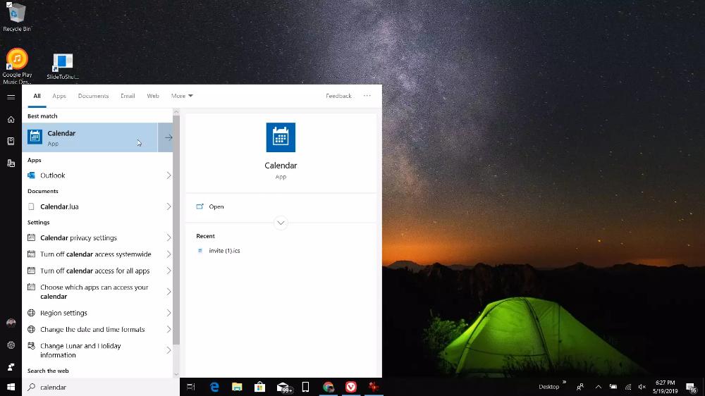 Manage Your Google Calendar on Your Desktop in 2020