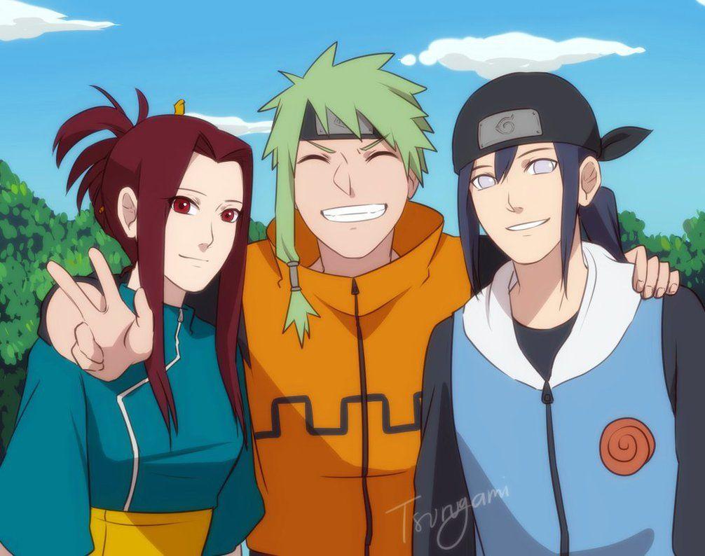 Naruto Tsubaki Akame - Google Search