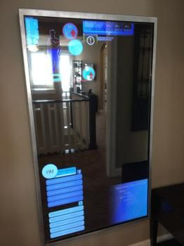 Smart Home Gets Healthy Aided By Tech That Talks Smart Home Technology Home Technology Smart Home