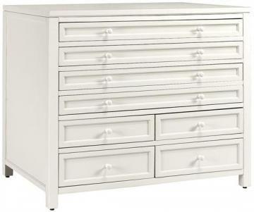 Makeup storage? Martha Stewart Living™ Craft Space Eight-Drawer ...