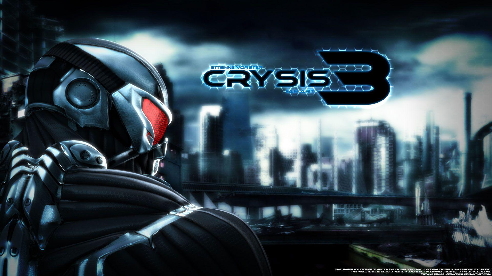 crysis 3 exclusive hd game wallpapers for desktop game hd wallpaper