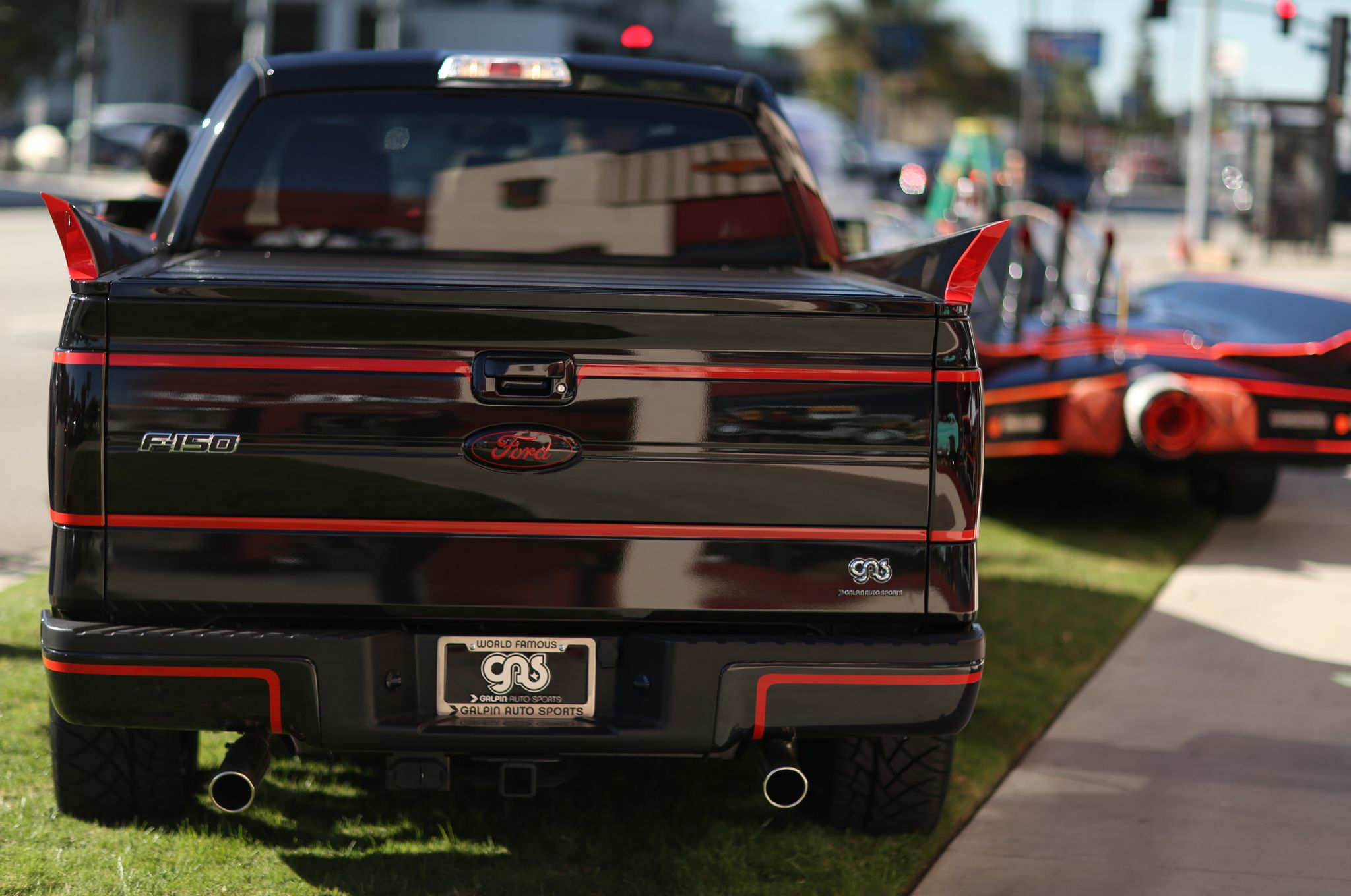 Ford F Truck Ford F Trucks Pinterest Ford Ford - F 150 2014 avec sticker