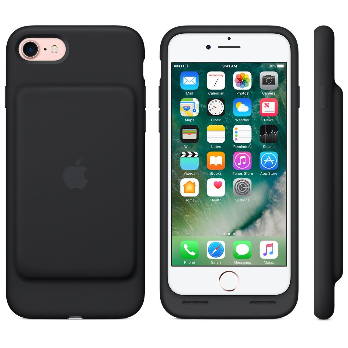 Iphone 7 Smart Battery Case White Apple Iphone Case Apple Iphone 6s Plus Iphone