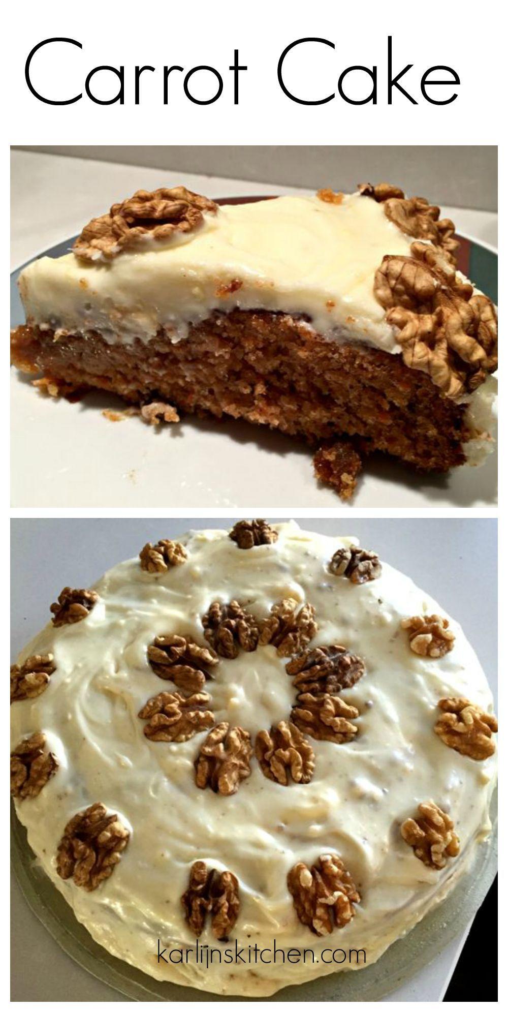 walmart carrot cake nutrition