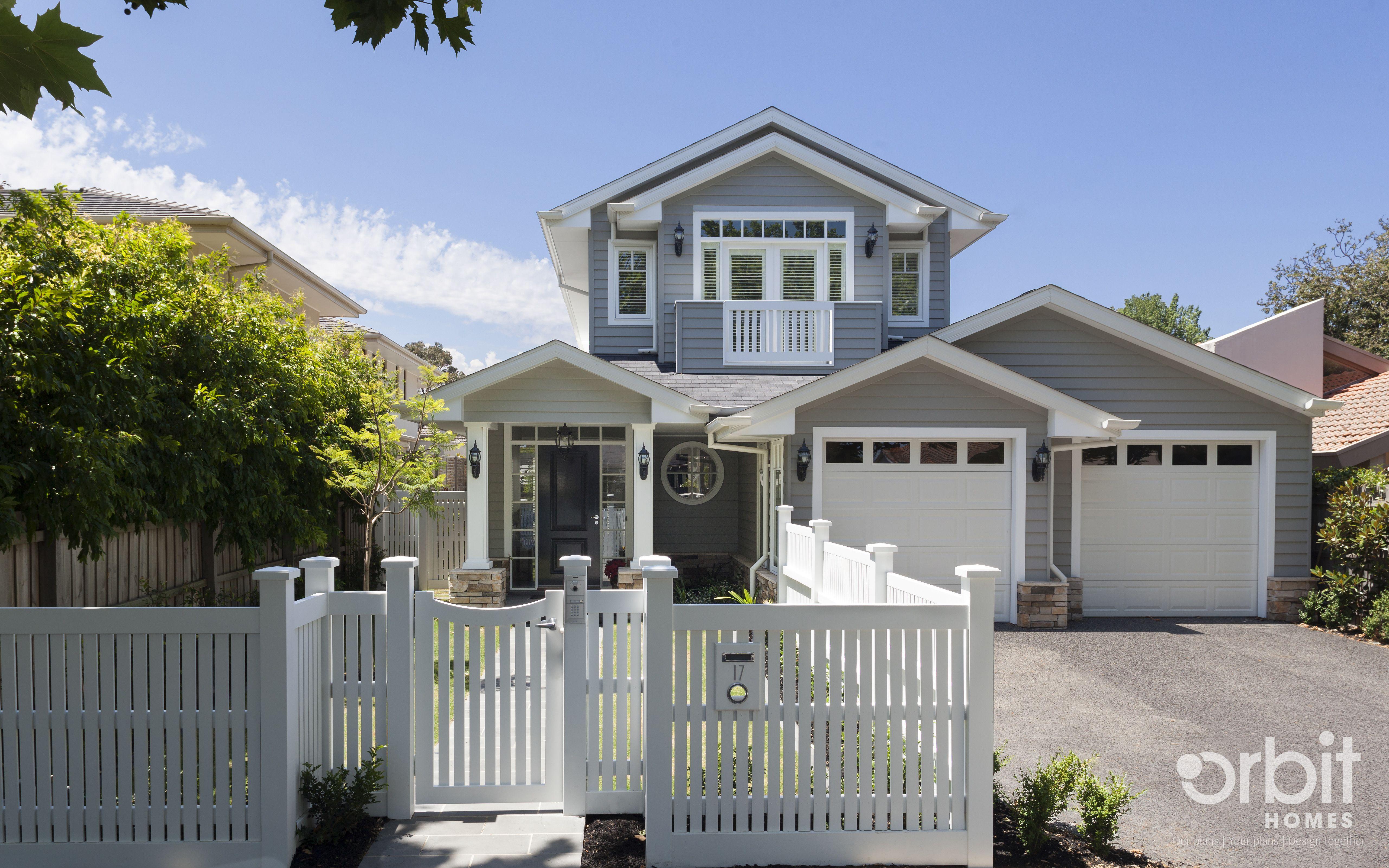 Hampton House Style Homes