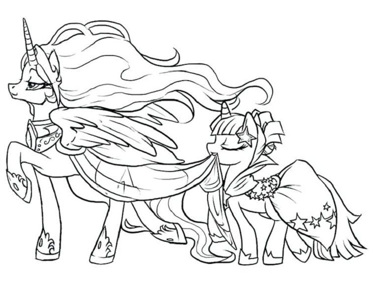 My Little Pony Unicorn Coloring Pages My Little Pony Coloring Unicorn Coloring Pages Cute Coloring Pages