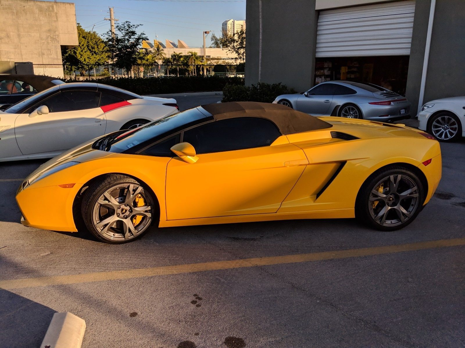 Nice Great 2008 Lamborghini Gallardo Spyder 2008 Lamborghini
