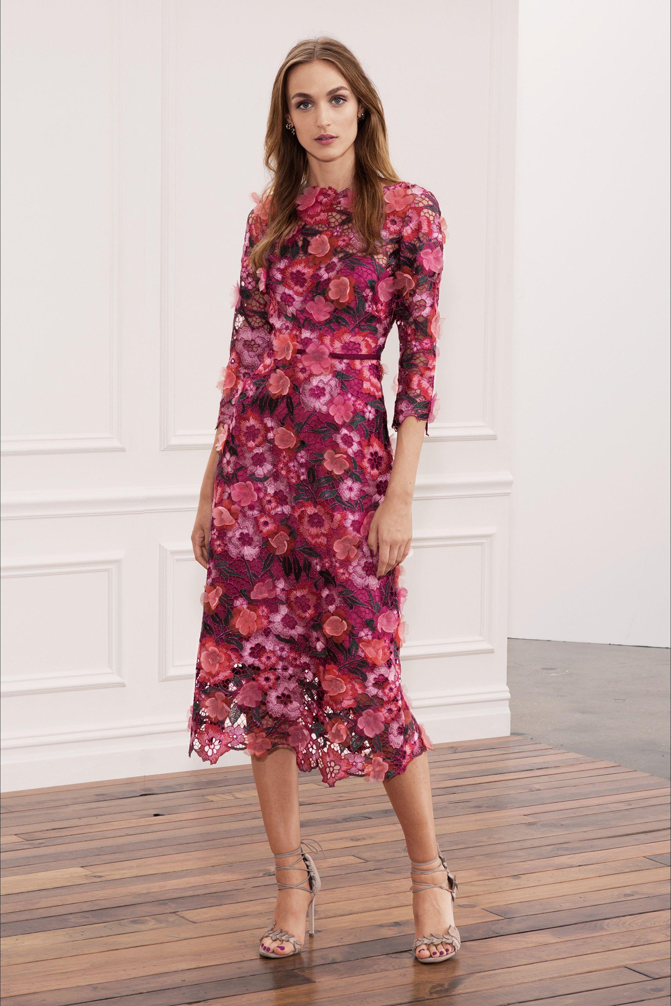 Photo of Sfilata Marchesa Notte New York – Pre-collezioni Primavera Estate 2019 – Vogue