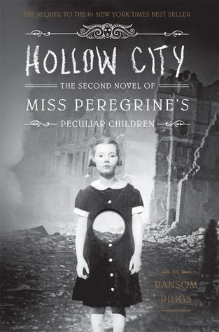 Currently reading the second installment to the Peculiar Children series. I enjoy his style of writing a lot!