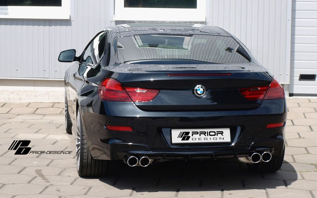 BMW 6-Series от Prior Design