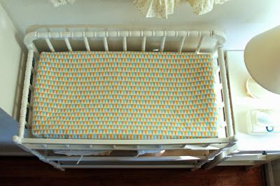 Fanfare | Changing Pad Cover - Cloud9 Fabrics
