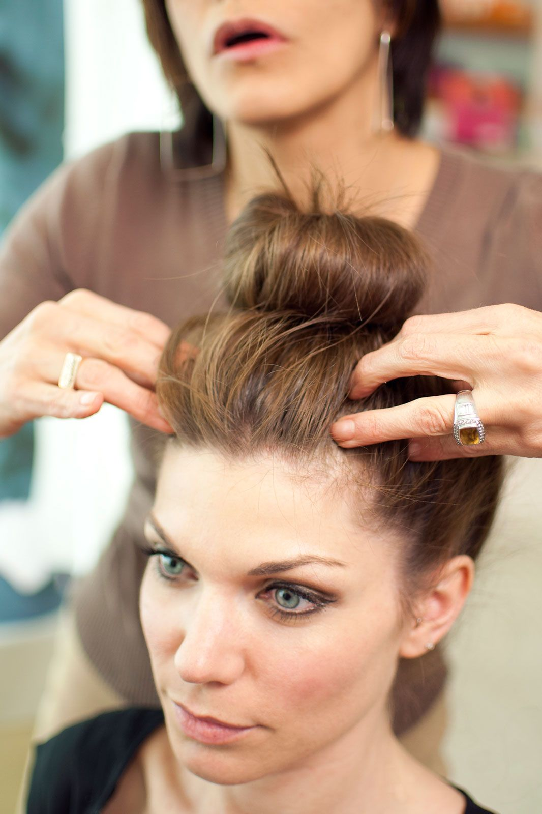 3 classic hairdos perfect in