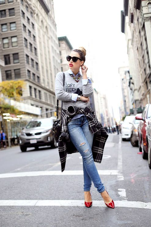 #Casual #Jeans by Glamgerous