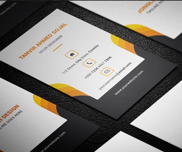 Classic Business Card Template Classic Business Card Cleaning Business Cards Elegant Business Cards Design