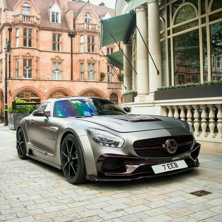 Mercedes Benz AMG GTS by Mansory ꜱɪɴ coolsportscars