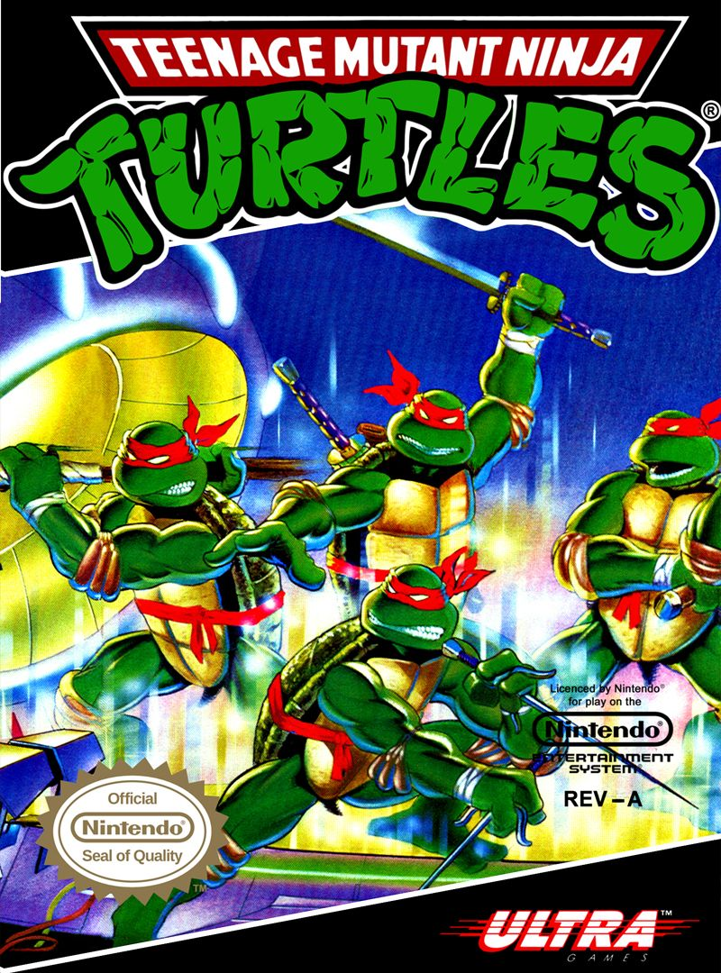Retro review teenage mutant ninja turtles ii secret of the ooze - Teenage Mutant Ninja Turtles Was An Ok Game Not Spectacular But I Could Lose Myself