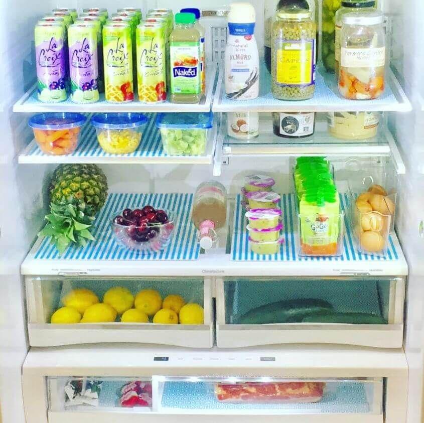 К чему снится йогурт в холодильнике