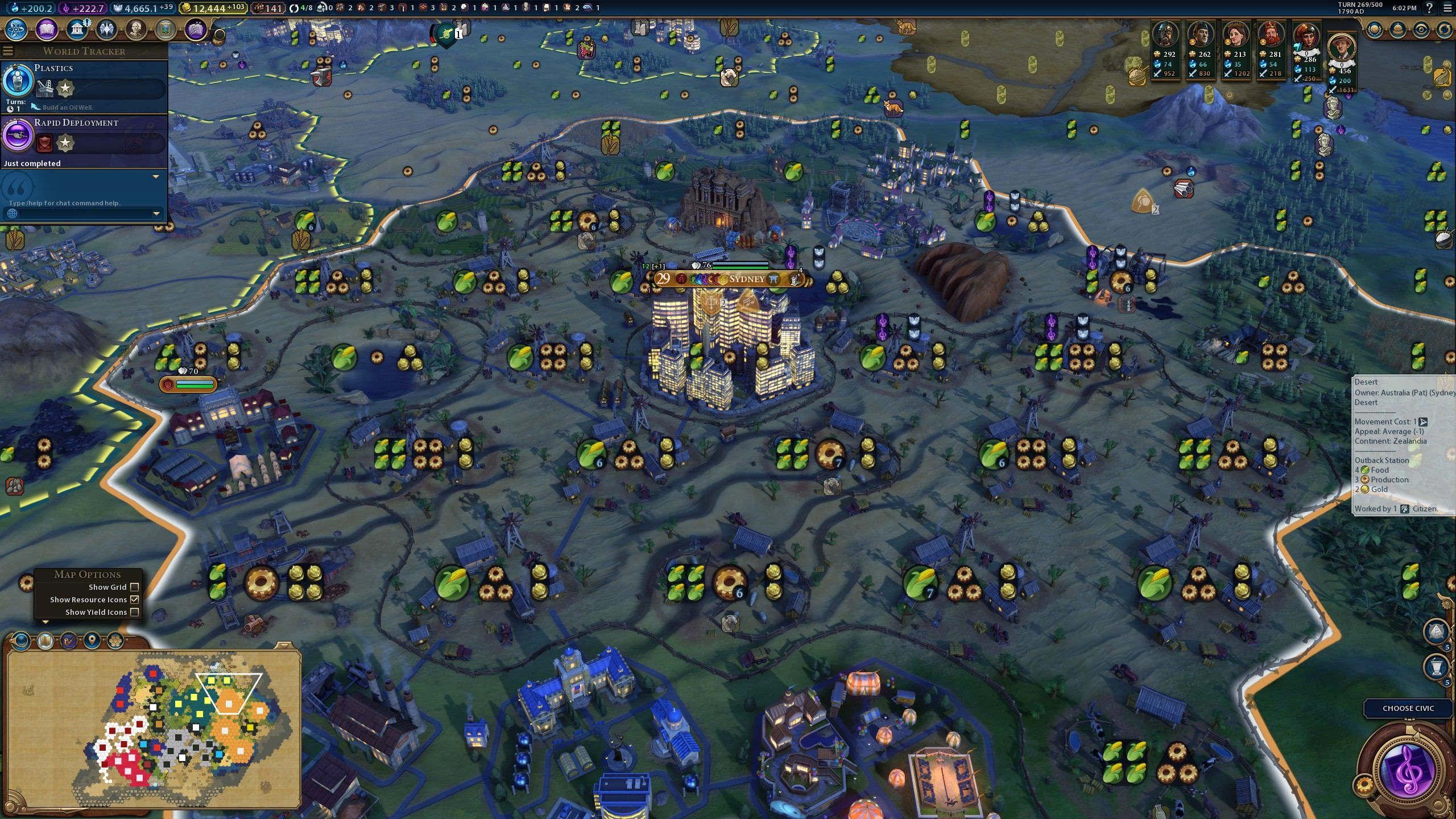 Yet another austrialia uluru petra post likely the best city ive yet another austrialia uluru petra post likely the best city ive ever had in a civ game gumiabroncs