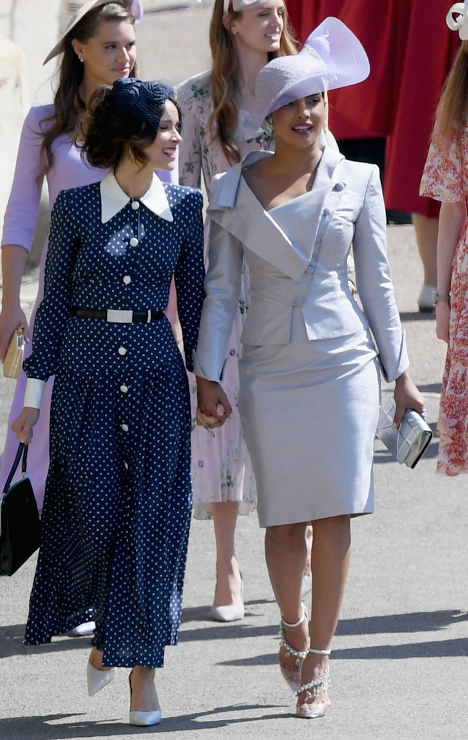 8b6f5599209 The 10 best-dressed guests at the royal wedding