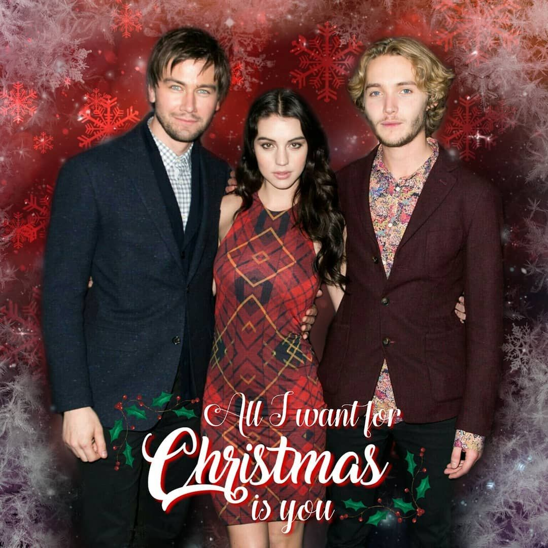 It S Almost Christmas And All I Want For Christmas Is You Reign Adelaidekane Tobyregbo Torrancecoombs Reignfamily Re Reign Reign Tv Show Adelaide Kane
