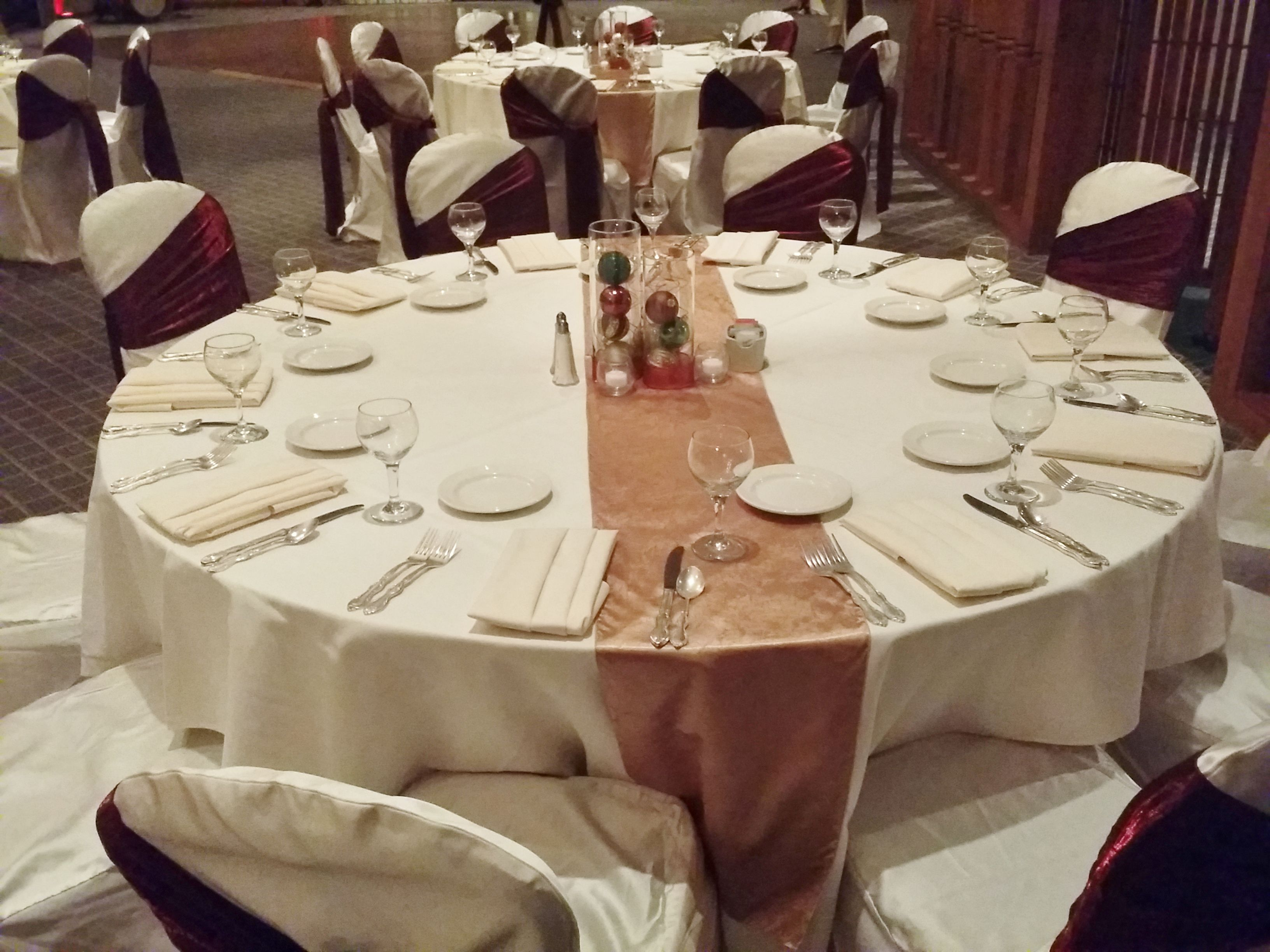 elegant christmas chair covers gym twister exercises pin by idlewild country club on real weddings at