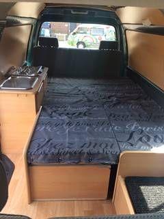 Te koop: Hyundai H100 camper met hefdak | Denenecek projeler