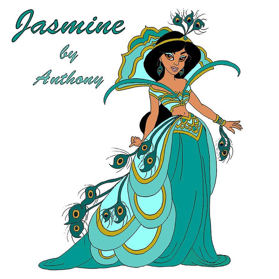 Jasmine by *Ant-Jef-illustration on deviantART