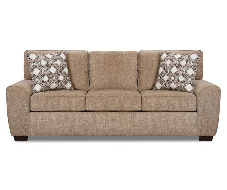 Lane Home Solutions Redding Tan Sofa Tan Sofa Living Room Decor